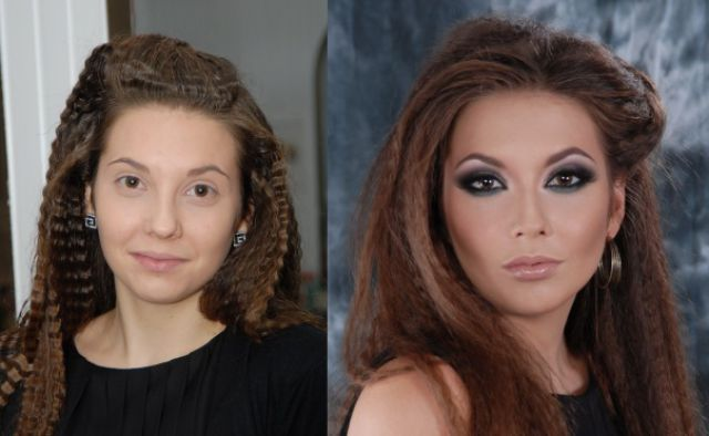 The Magic of Makeup!
