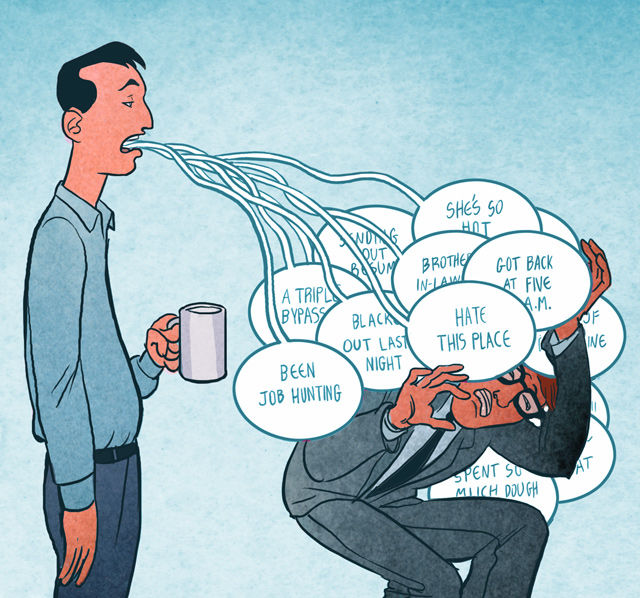 Brahma Kumaris Positive Thinking Quotes: Social Problems Depicted In Cool Cartoon Art (62 Pics