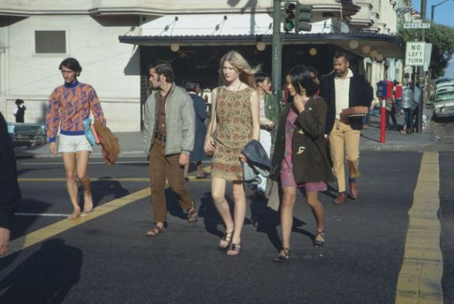 Photos of San Francisco City from Over 45 Years Ago