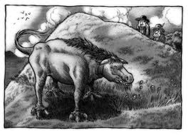 The Wackiest Monsters of American Folklore