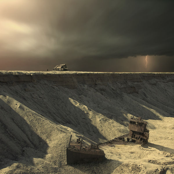 One Artist's Interpretation of a Post-Apocalyptic World