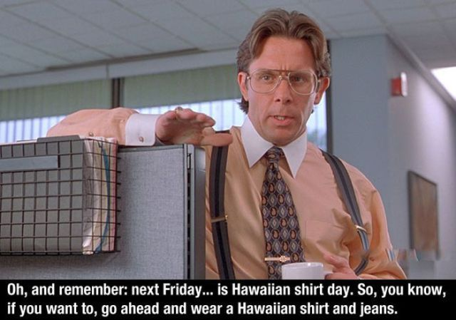 Funny Meme Office Space : The most memorable office space quotes pics