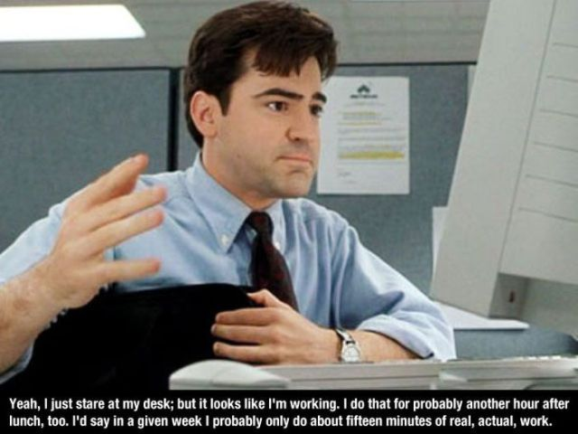 The Most Memorable Office Space Quotes