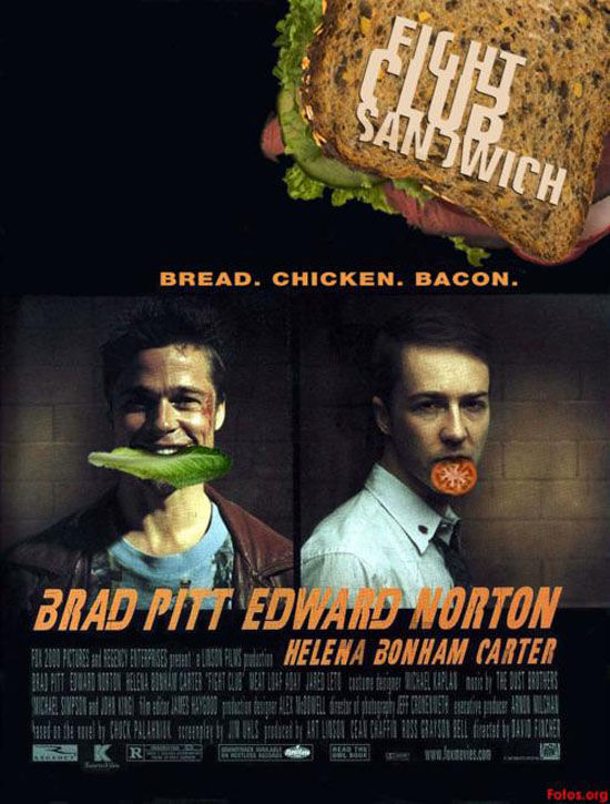 Your Favorite Films with a Food Theme