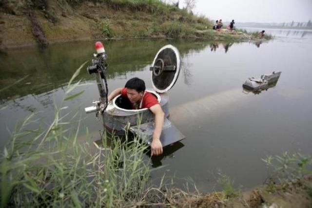 An Interesting Collection of Chinese Inventions