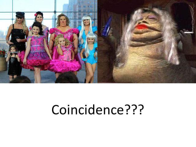 Life Is Full of Radical Random Coincidences