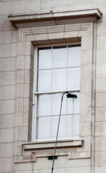 There Must Be a Simpler Way to Wash These Windows