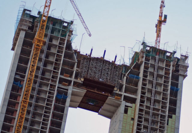 A Skyscraper That Is a Major Construction Disaster