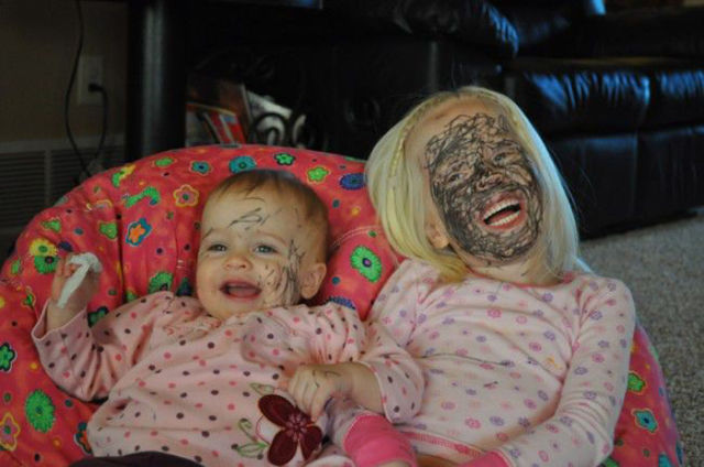 Don't Be Fooled, There Really Is a Dark Side to Having Kids
