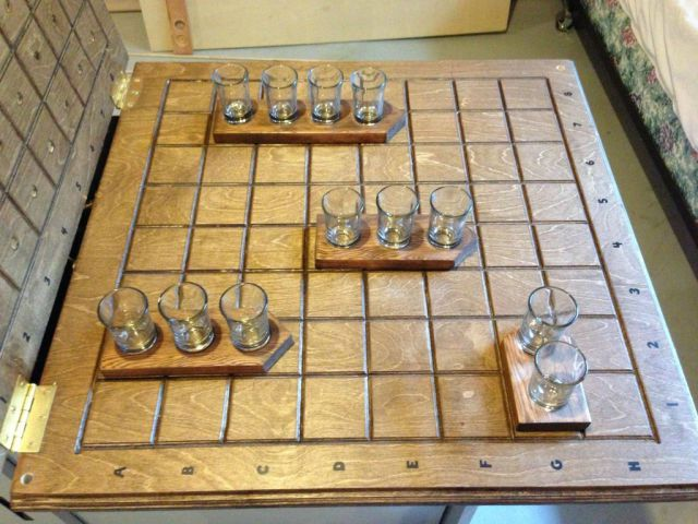 I Want This Awesome Homemade Drinking Game