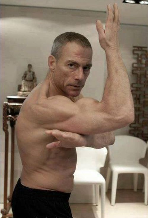 Jean-Claude van Damme 25 Years Older Since He First Became Famous