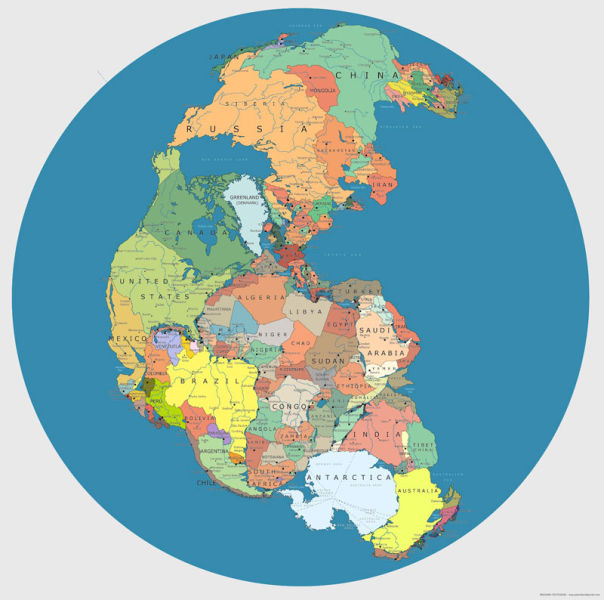 Maps Offer a Different Perspective on Understanding the ... on different world flags, different countries of the world, different boxes, different governments of the world, different mountains, types of maps, different flowers, thematic map, mappa mundi, different map projections, topographic map,