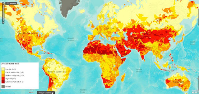 Maps Offer a Different Perspective on Understanding the World We Live in