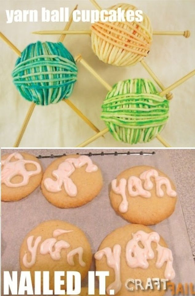 Why You Should Never Try and Replicate Pinterest Arts, Crafts and Cookery