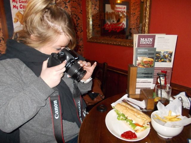 Hipsters Who Are Really Food Photographers in Disguise