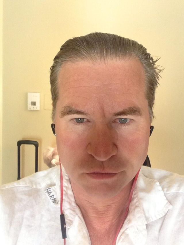Makeup Makeover Makes Val Kilmer Almost Unrecognisable