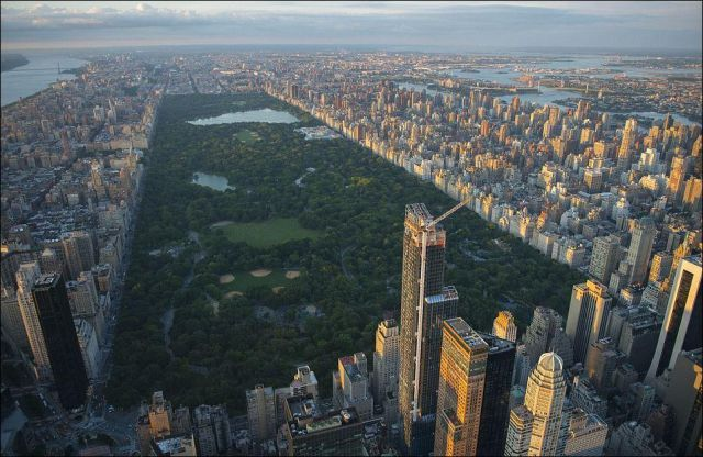 Beautiful Photos Of New York From A Bird S Eye View 18