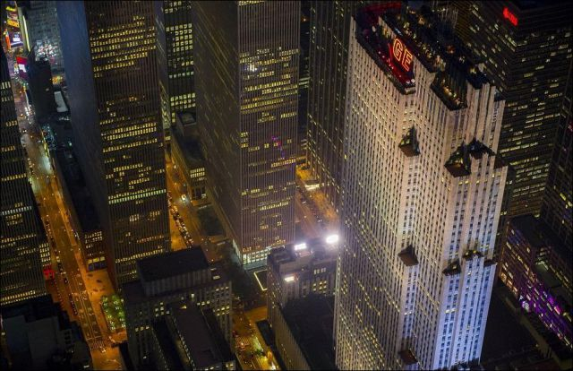 Beautiful Photos of New-York from a Bird's-Eye-View