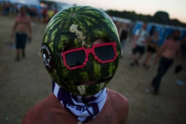 How to Wear the Perfect Watermelon