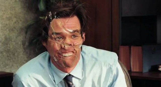 When Scotch Tape and Your Face Come Together