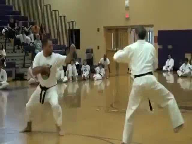 So These Folks Have a Black Belt…