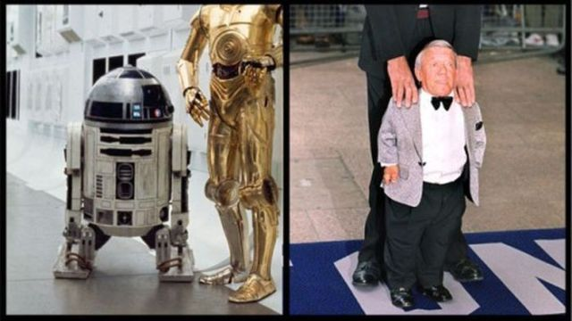 Before and After – The Star Wars Collection