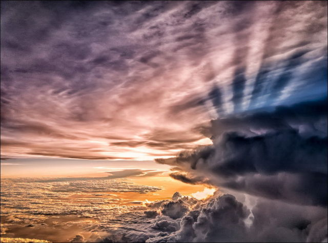Cloud Photos That Are Phenomenally Surreal