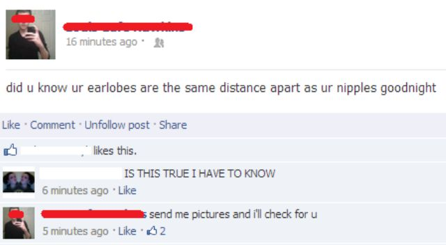 Posts on Facebook That Will Make You Laugh and Sigh
