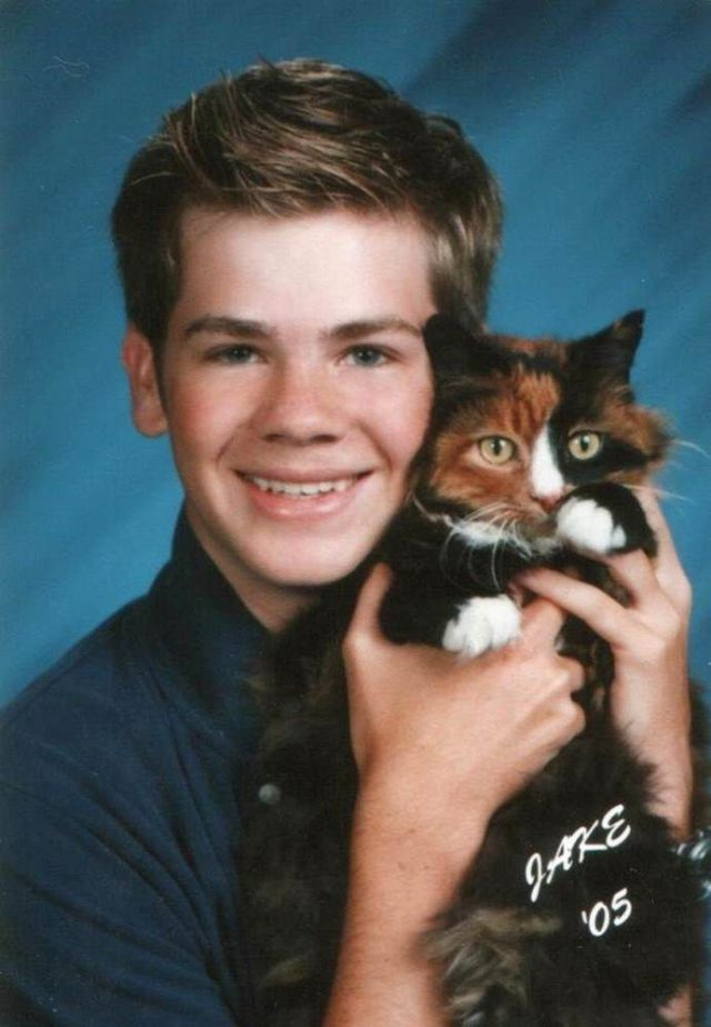 School Pictures That Will Haunt These People for the Rest of Time