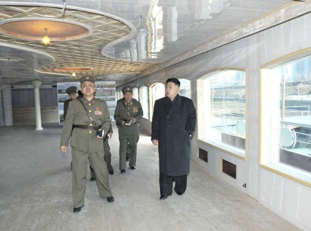 The Daily Work Routine of North Korean Leader Kim Jong-un