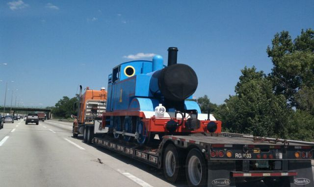 The Oddest Things Ever Spotted on Highways