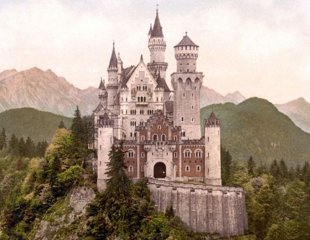 The Real World Places That Inspired Disney Movie Settings