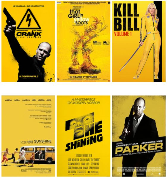 Movie Poster Art That We Are So Sick of Seeing Already