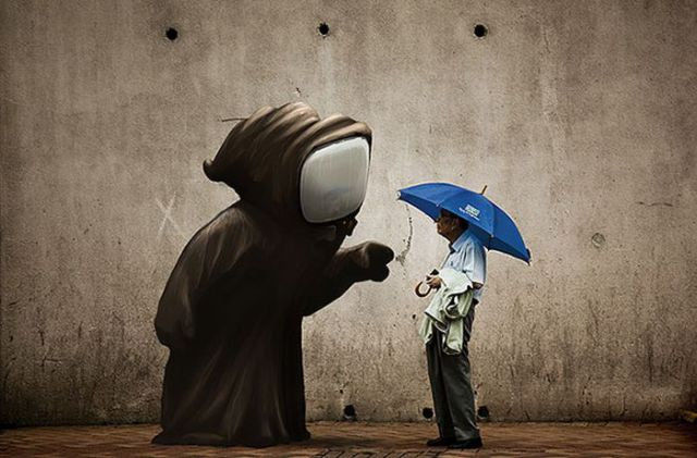 Unusual Surrealist Inspired Photo Manipulations