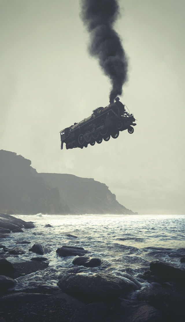 Unusual Surrealist Inspired Photo Manipulations