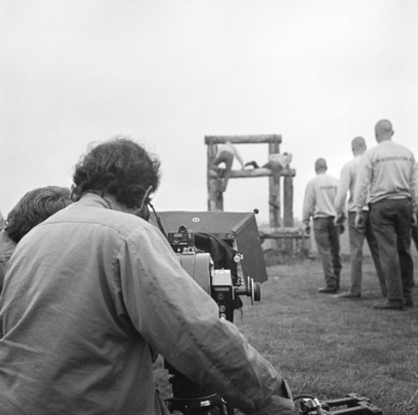Great Moments from Behind-the-scenes of Classic Films