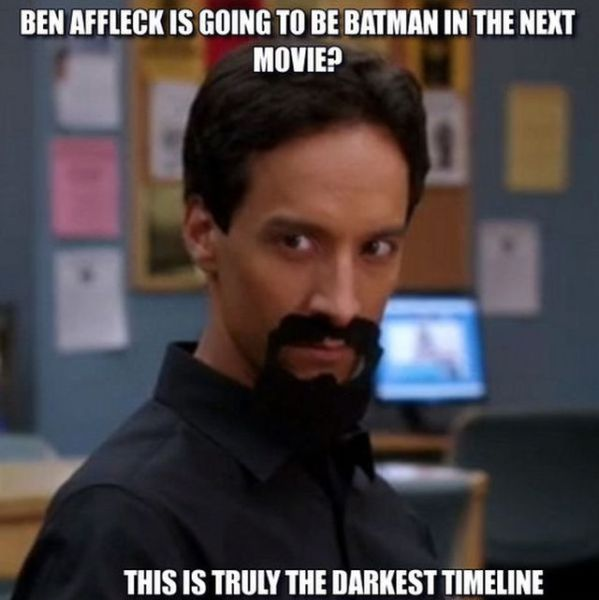 What the Public Had to Say about Ben Affleck Playing Batman