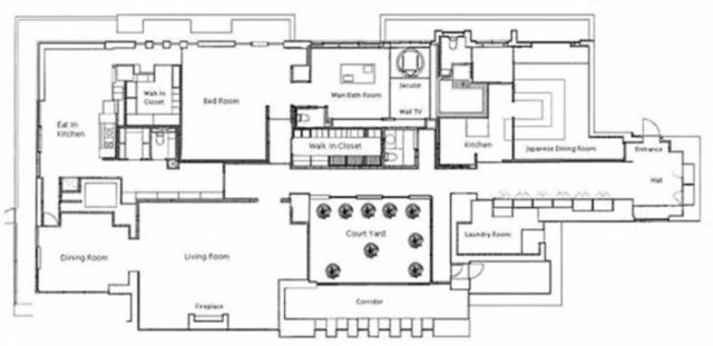 A One-Bedroom Apartment That Costs More Than Most Houses