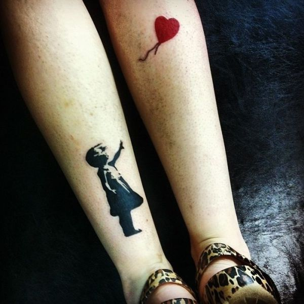 Awesome Tattoos Inspired by Classic Artwork