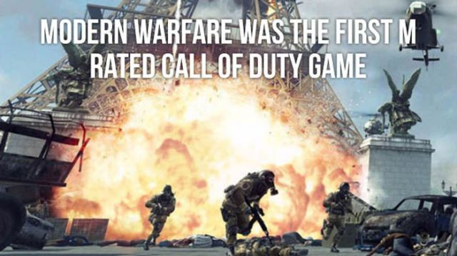 "Interesting Facts about the ""Call of Duty"" Video Game"