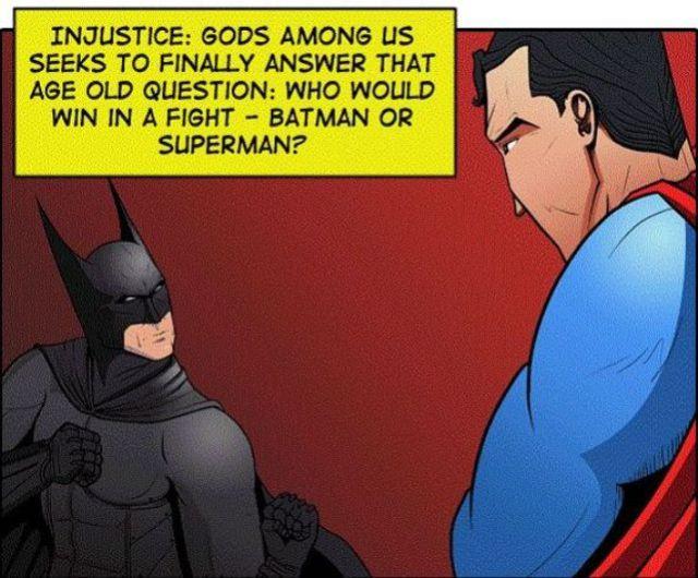 Batman vs. Superman: And the Winner Is…