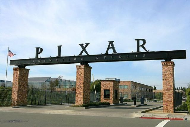 Inside Pixar's Awesome California Based Offices