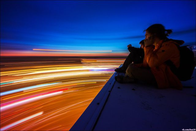 Awesome Photography from Extreme Heights