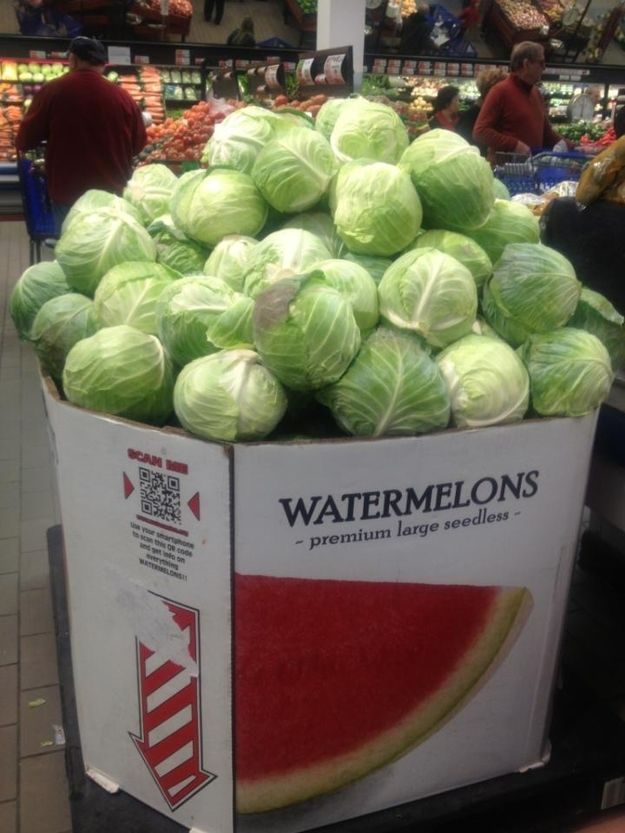 Funny Examples of Rebellious Foods