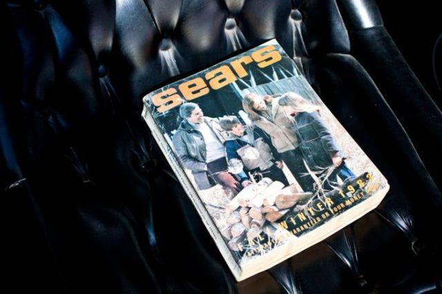 Inside the 1983 Sear Electronics Catalogue…