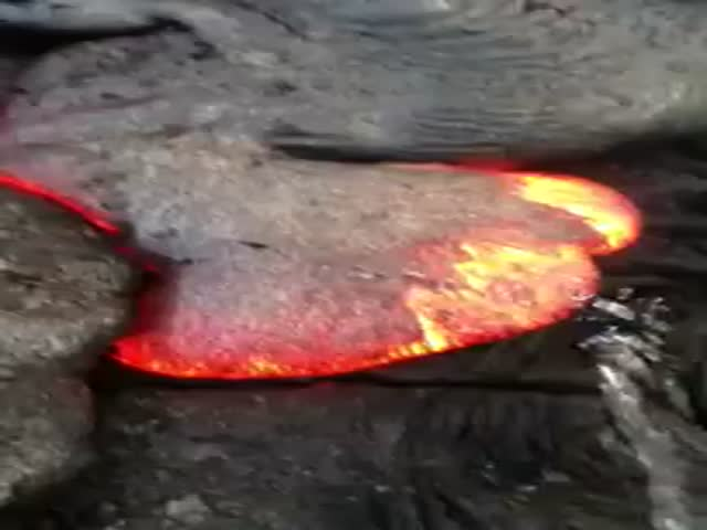 Life Achievement: Pissing on Lava