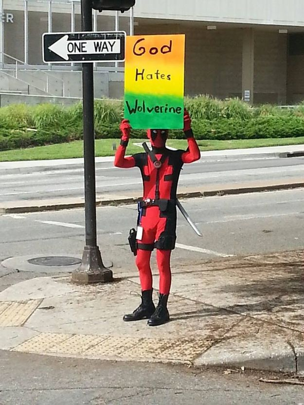 The Silliest Signs Spotted This Summer
