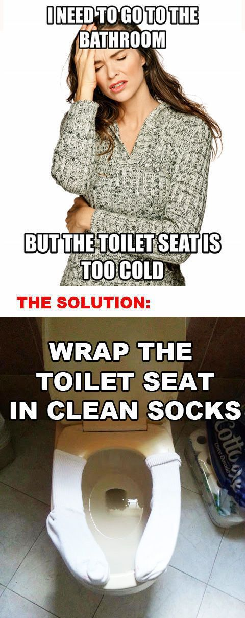 Clever Fixes to First World Problem