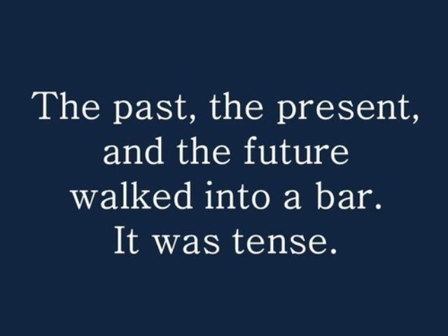 Grammar Geeks Will Totally Get These Jokes