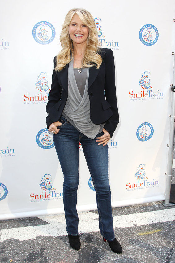 Christine Brinkley Really Is a Timeless Beauty